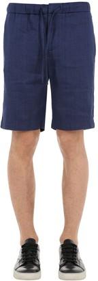 Frescobol Carioca Sport Linen Shorts