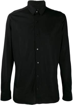 Fendi long-sleeved buttoned shirt