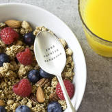 The Cutlery Commission Good Morning Handsome Cereal Spoon