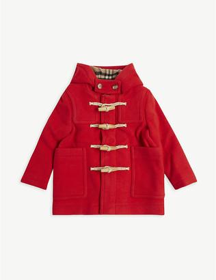 Burberry Burford duffle coat 3-14 years