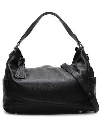 Daniel Footwear Daniel Doyt Grainy Leather Hobo Bag