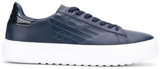 Emporio Armani Ea7 low-top sneakers