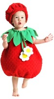 BuySeasons Baby Strawberry Costume