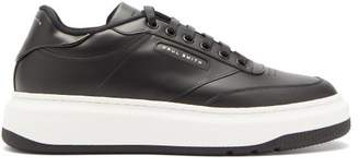 Paul Smith Hackney Leather Trainers - Mens - Black