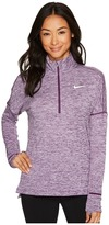 Nike Therma Sphere Element 1/2 Zip Running Top Women's Long Sleeve Pullover