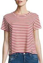 Amo Twist Striped T-Shirt