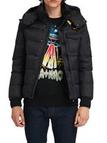 Fendi Black Quilted Jacket