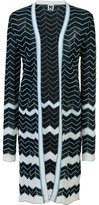 M Missoni long open cardigan