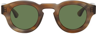 Thierry Lasry Brown Rumbly Sunglasses