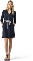 Tommy Hilfiger Final Sale-Nautical Shirt Dress