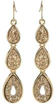 Marcia Moran Triple Drop Earrings