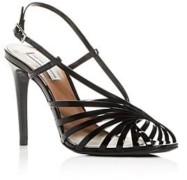 Tabitha Simmons Women's Jazz Strappy Slingback High-Heel Sandals