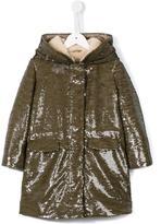 Ermanno Scervino sequin embellished coat