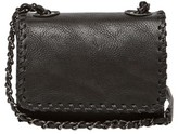 Urban Originals Loveliness Faux Leather Shoulder Bag - Black