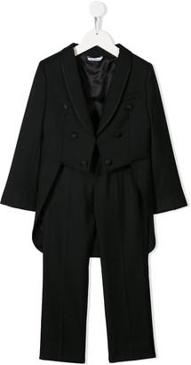 Dolce & Gabbana Kids Tail Blazer Two-Piece Suit