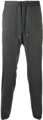 Ermenegildo Zegna Drawstring Waist Tapered Trousers