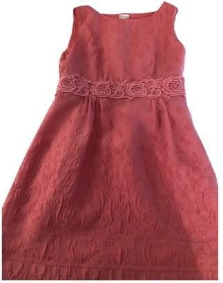 Philosophy di Alberta Ferretti Pink Polyester Dresses