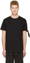 J.W.Anderson Black Single Knot T-Shirt