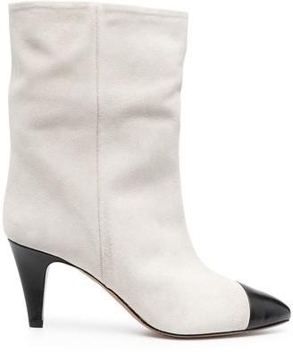 Isabel Marant Lacco mid-calf boots