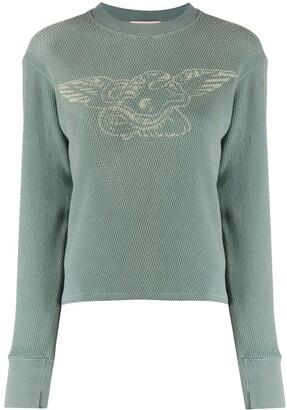 Yeezy Eagle and Snake sweatshirt
