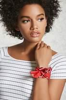 Forever 21 FOREVER 21+ Bandana Wrap Bracelet