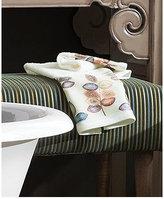 "Croscill Bath, Mosaic Leaves 11"" x 18"" Fingertip Towel"