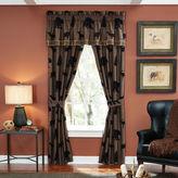 Croscill Classics Shadow Bears 2-Pack Rod-Pocket Lined Curtain Panels