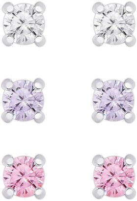 Lily Nily Pack of 3 Stud Earrings