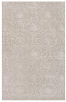Jaipur Rugs Damask Pattern Wool Rug