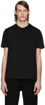 Craig Green Black Laced T-Shirt