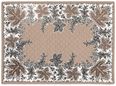 Botanique Quilted Flax Cotton Placemats (Set of 4)