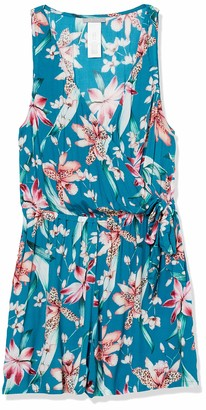 La Blanca Women's Romper Swimsuit Cover Up