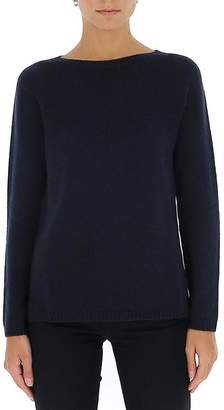 Max Mara 'S Round Neck Pullover