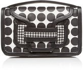 Pierre Hardy Alpha Polka Dot Clutch