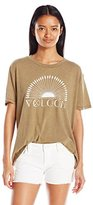 Volcom Women's Army Sunrise Graphic T-Shirt
