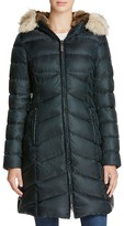 Dawn Levy Fur Trim Daphne Down Coat