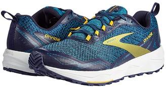 Brooks Divide (Black/Grey) Men's Running Shoes