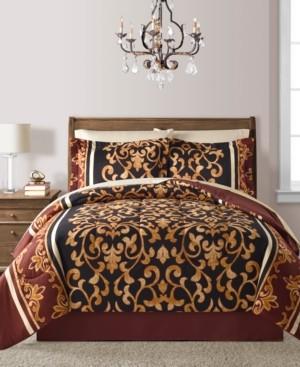 Fairfield Square Collection Carmen Reversible 8-Pc. Comforter Sets Bedding