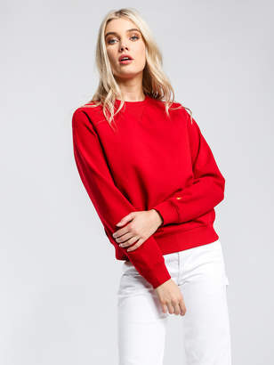 Carhartt Chase Sweatshirt in Red