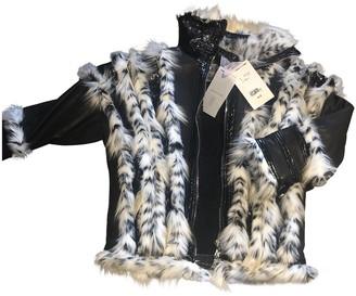 Giambattista Valli X H&m Black Faux fur Coat for Women