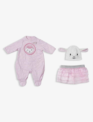 Baby Annabell Deluxe Sequin play set