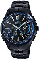Oceanus CASIO Men's Watch Manta World six stations Solar radio OCW-S3400B-1AJF