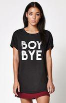 La Hearts Boy Bye Boyfriend T-Shirt
