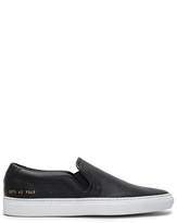 Common Projects Slip On Perforated