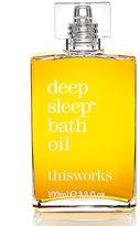 This Works Deep Sleep Bath Oil, 3.4 oz./ 100 mL