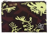 Kenzo Printed Monster Clutch w/ Tags