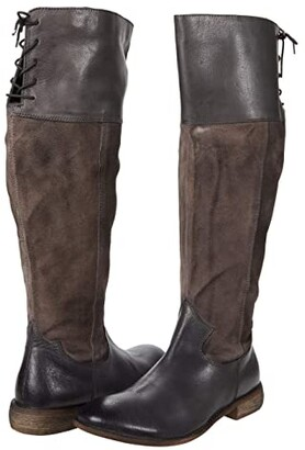 ROAN by Bed Stu Natty (Grey Burnished) Women's Boots