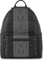 MCM Large stark logo backpack