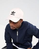 Adidas Originals Baseball Cap In Pink Cf5493