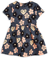 Mini Rodini Flowers Woven Dress
